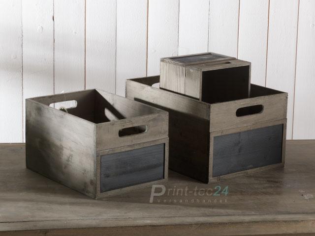 Moderne Küchenmöbel Garten Kiste Holz