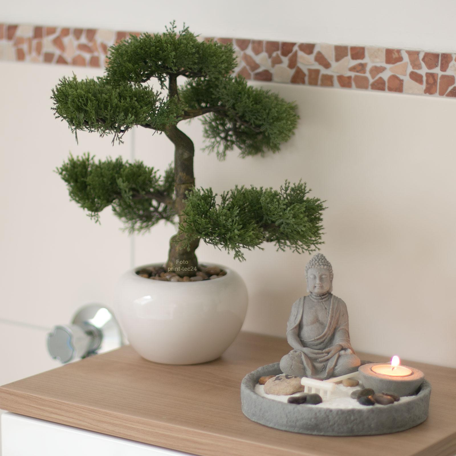K nstliches bonsai b umchen topf kunstpflanze - Bonsai zimmerpflanze ...